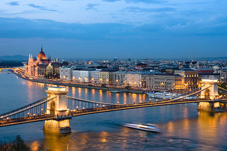 The Most Beautiful Places in the World - Budapest