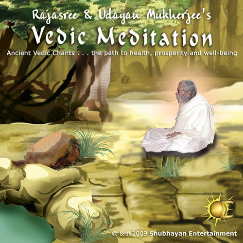 Vedic Meditation - Cover