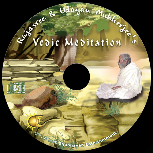 Vedic Meditation - CD Face