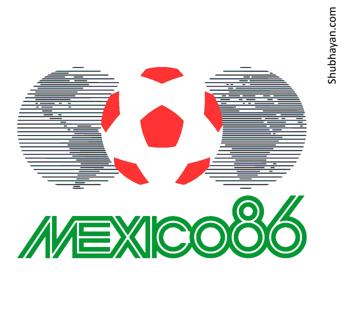 World Cup 1986 Logo